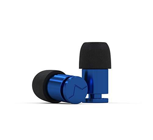 Flare Audio - Isolate Blue Ear Protection Earplugs