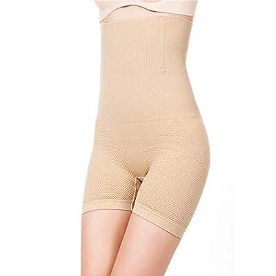 MUKATU High Waist Tummy Control Shorts Mid-Thigh Slimmer Bodysuit Shapewear for Women