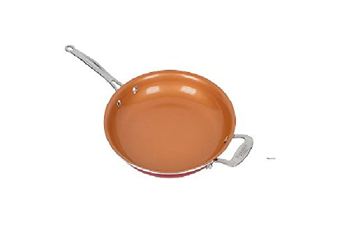 Everything You Need to Know about the Red Copper Pan