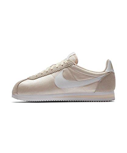 WMNS Glacial Basket Femme Nylon Cortez Ecru 803 Classic 749864 Nike pC7EwzxqE