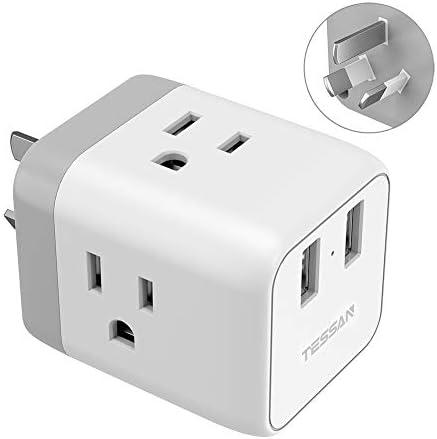 Australia Adapter TESSAN Charging Argentina product image