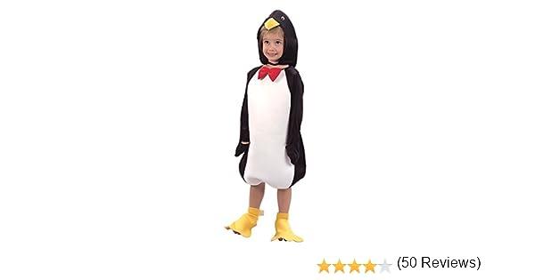 Bristol Novelty - Disfraz infantil de pingüino, para niños de 2-3 ...