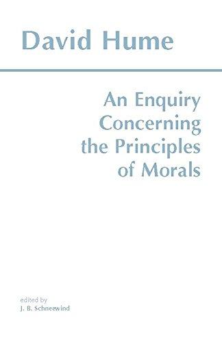 An Enquiry Concerning the Principles of Morals (Hackett Classics)