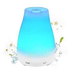 Amazon.com: Essential Oil Diffuser Portable Ultrasonic