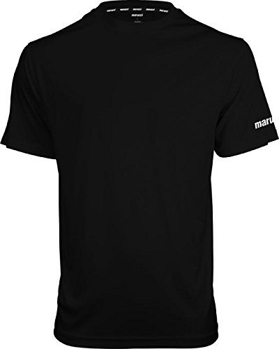 AdultチームDugout Tee – Marucci B073BJ12G1 XX-Large ブラック ブラック XXLarge