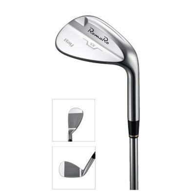 RomaRo Golf Japan RAY VX Wedge 52 deg Dynamic Gold S200 by Romaro