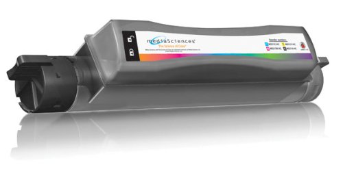 NEW Media Sciences Compatible Toner MS511K-HC (BLACK) (1 Cartridge) (Color Laser (Hc Black Toner Computers)