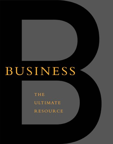 Business: The Ultimate Resource pdf epub