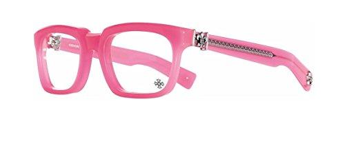 Chrome Hearts - See You In Tea - Eyeglasses (Punk Rock Pink, - Chrome Sunglasses Frame