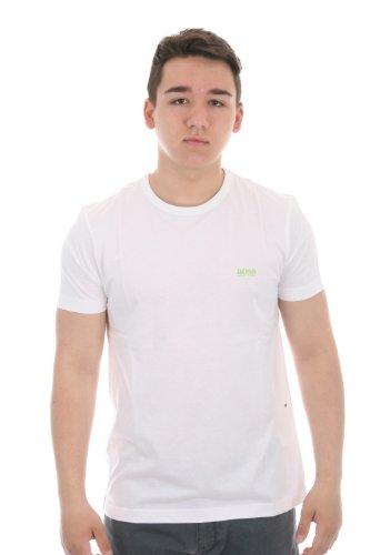 BOSS Green Men's Modern Fit Basic Single Jersey T-Shirt