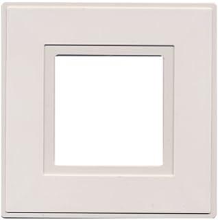 Dedo Placa cover Para Behind Switches y faceplates Blanco Empacar De 2