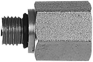 New Complete Tractor Hydraulic Adapter 3001-1366 Compatible with//Replacement for Universal Products 720-FSO-08X06//2X3//8
