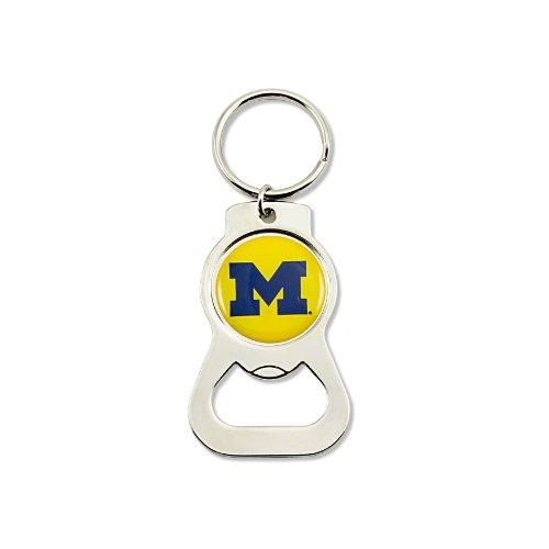 NCAA Michigan Wolverines Bottle Opener Key Ring