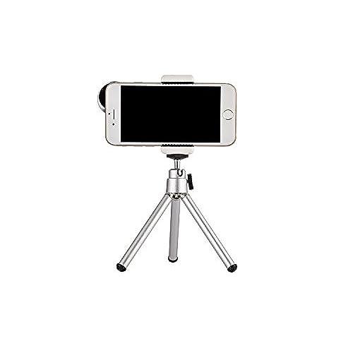 delicate 12X Zoom Telephoto Lens, Nalha Universal Telephone