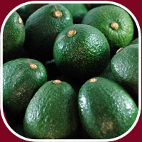 15 Fresh California Hass Avocados ()