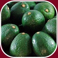 15 Fresh California Hass Avocados