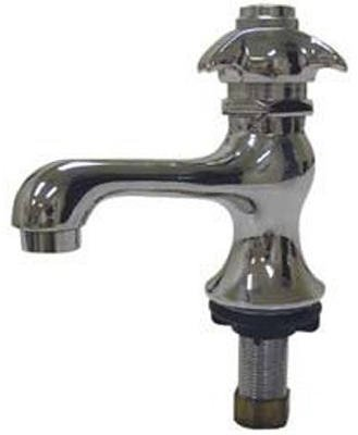 MOEN 3210-151-CH-B-Z CHR SGL Self Close Faucet by Moen