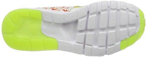 Nike Womens Wmns Air Max En Ultra Lib Qs, Frihet-hvit / Hvit-vachetta Tan-volt, 7,5 Oss