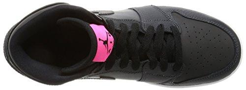 Nike - Zapatillas de deporte para hombre rojo rojo Anthracite/Black Black
