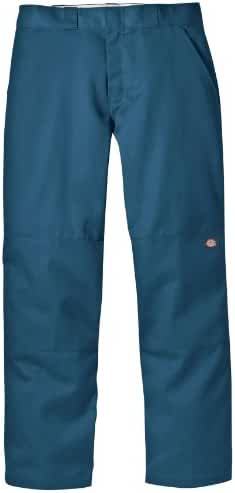 Dickies Men's Relaxed Straight-Fit Double Knee Work Pant