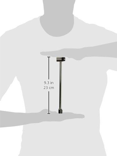 Milton 1472 1//4 FNPT Dual Foot Air Chuck