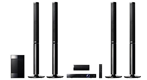 Pioneer Htz-828bd 5.1 3d Region Free Bluray Home Theater System for 110-240 Volts