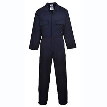 Tuta da Lavoro Multi-tasche Blu navy Portwest 2XL - lungo Uomo
