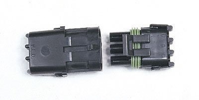 MSD 8172 Weathertight 3-Pin Connector