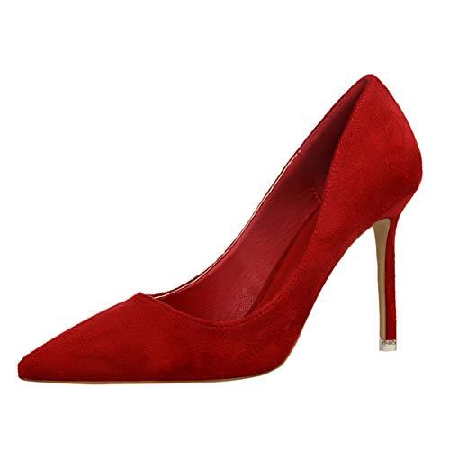 EU Rouge Salon Danse Red Joymod de MGM 39 Femme waXqA8B
