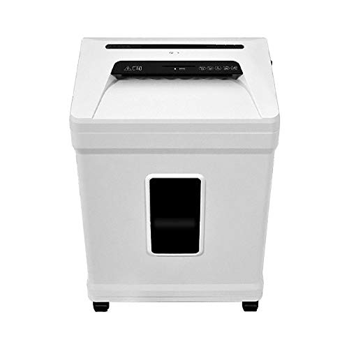 DEPRQ Home Office Shredder Level 5 Confidential Small Office Multi-Function Shredder Confidential Crushing Products…