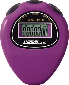 Ultrak 310 Event Timer Purple