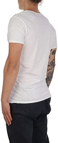 1921 Fashion Man 1921007SS4343 White Cotton T-Shirt | Spring Summer 20