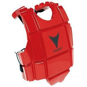 Red size medium ProForce Thunder Sports Bodyguard