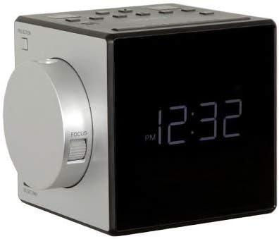 Sony ICF-C1PJ - Radio Despertador con proyector de Tiempo (LCD ...