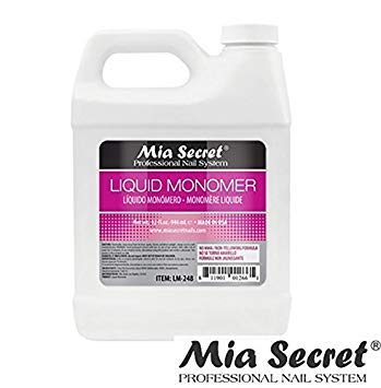 LIQUID MONOMER 32 Oz (Acrylic Powder And Monomer)