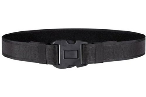Bianchi Accumold 7210 Nylon Duty Belt Black 2-Inch Wide (Waist Size Medium 34-40)