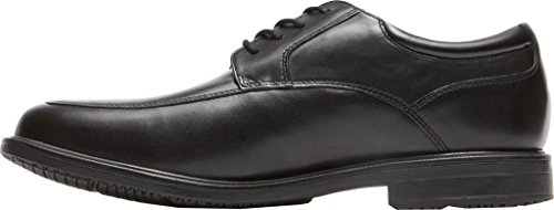 Essentiële Details Van Rockport Heren Ii Schort Oxford Black Lea