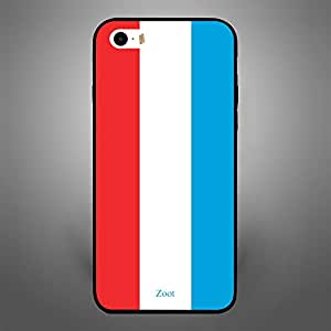 iPhone 5S Luxembourg Flag