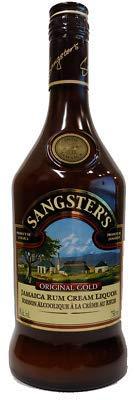 sangster original cream - Rum Cream Jamaican