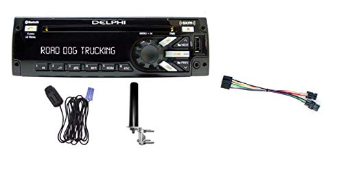 PP807006 Sirius/XM Radio Bundle with Freightliner Harness ()