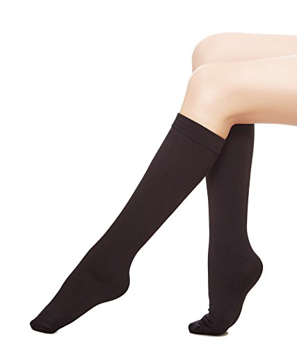 Womens Opaque Fleece Trouser Stocking product image