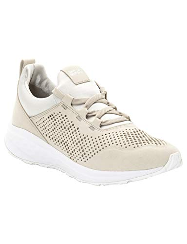 Jack Wolfskin Coogee Low Women's Casual Sneakers, Pearl, US 7.5 D US from Jack Wolfskin