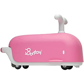 Bontoy Friendimal - The cute indoor Ride-on Toy for Toddlers, Pink