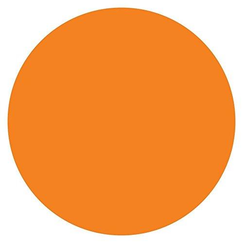 DayMark 112243 MoveMark Orange 3/4'' Blank Day Circle - 2000 / RL by DayMark Safety Systems