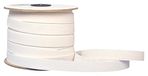 (Conrad Jarvis Designer's Choice CCJ209 Elastic Flat Braid Reel 5/8