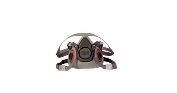 Respirador Reutilizável Semifacial 3M 6200  Amazon.com.br  Ferramentas e  Construção 385fb81743
