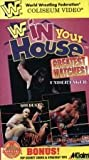WWF: In Your House - Greatest Matches [VHS]