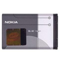 Nokia Series - Nokia #BL-6C O.E.M. Li-On Battery for 2115, 6015, 6255 Series