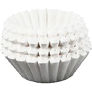 Melitta 62914 4-6 Cup White Paper Basket Coffee Filters 200 Count: Amazon.com: Grocery & Gourmet ...