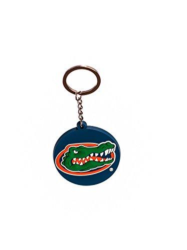 Collegiate Pulse Florida Gators NCAA PVC Keychain ()